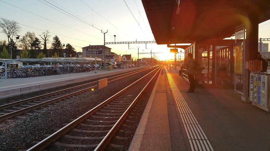 sunrise-railway